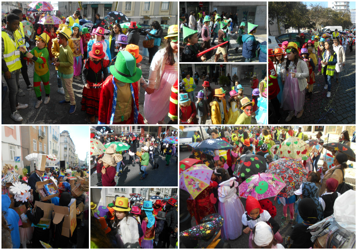 collage carnaval 3 ruas