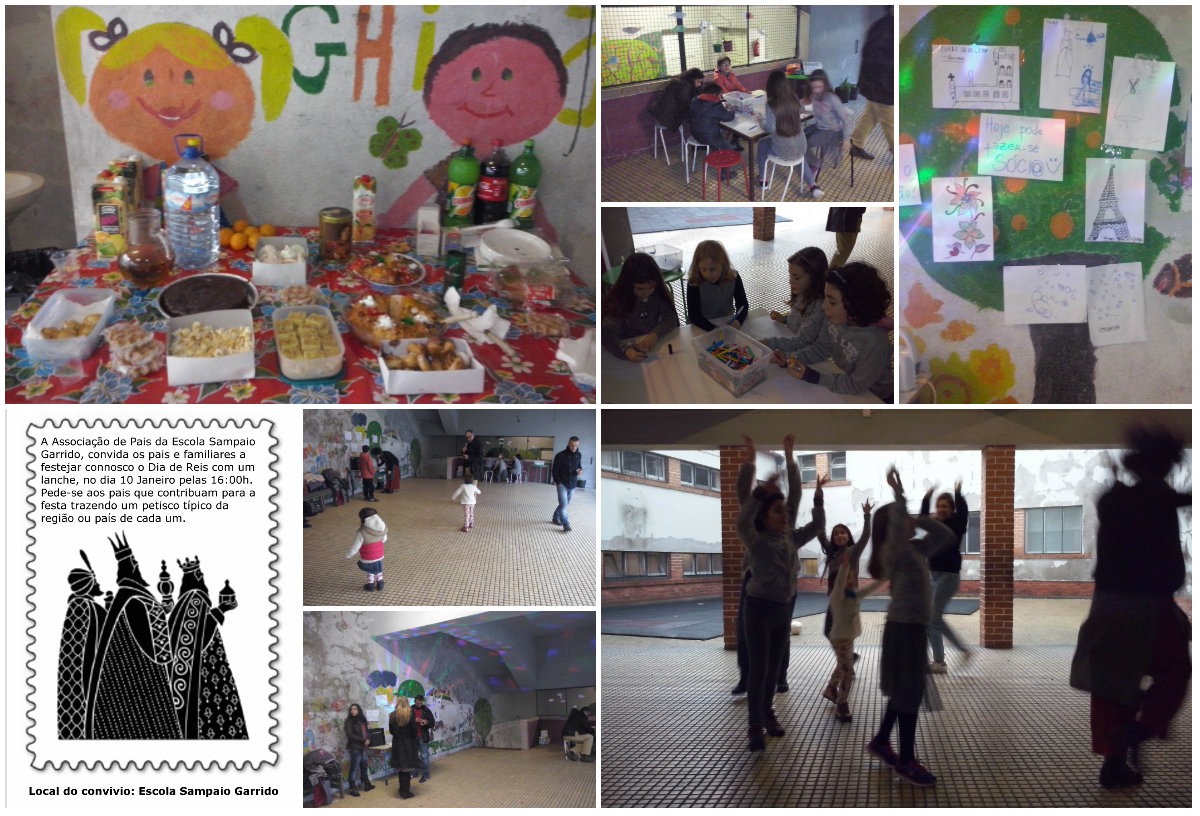 collage lanche dos reis 2016